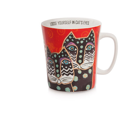 Mug Laurel Burch Rossa