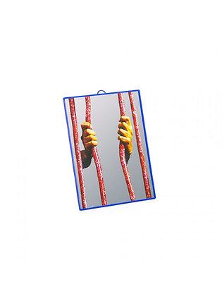 Specchio Piccolo Toiletpaper - Sausages