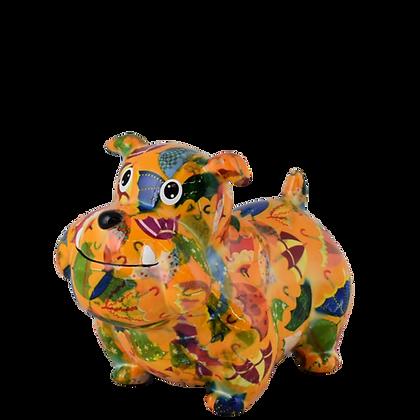 Salvadanaio Piccolo Bulldog - Varie fantasie
