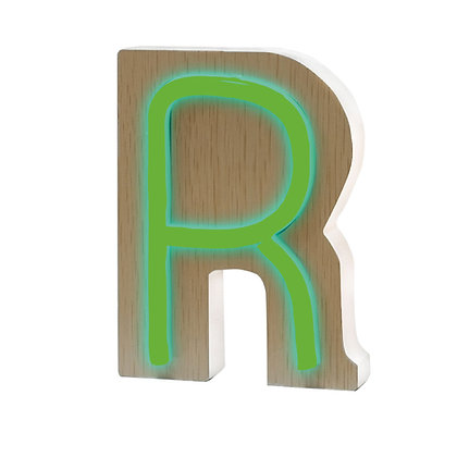 Lettere NEON - R