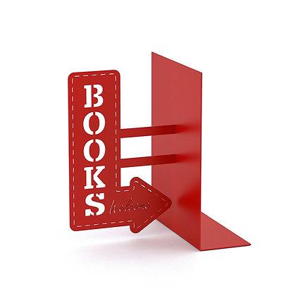 Fermalibri Bookshop - Rosso