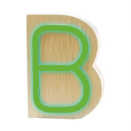 Lettere NEON - B