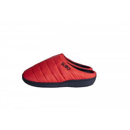 SUBU Sandalo invernale - Rosso