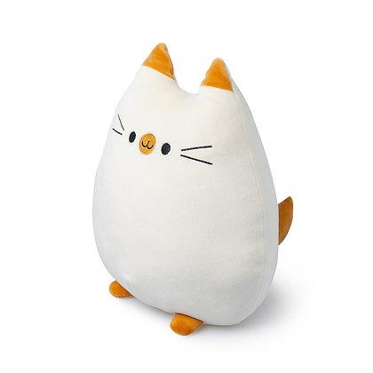Cuscino Sweet Kitty bianco