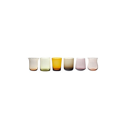 Set 6 Liquorini Forme Assortite