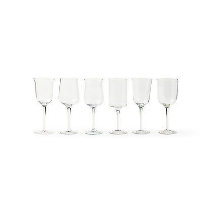 Set 6 Calici Forme Assortite