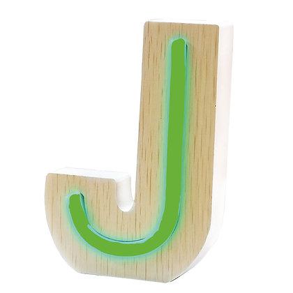 Lettere NEON - J