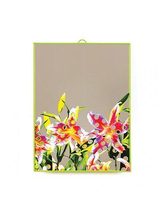 Specchio Grande Toiletpaper - Flowers with Holes