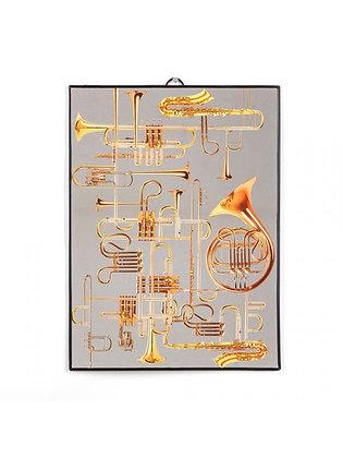 Specchio Grande Toiletpaper - Trumpets