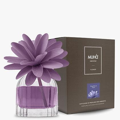 Profumatore d'ambiente Flower - MUSCHIO E FIORI 60 ml