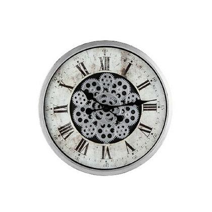 Orologio da parete con Ingranaggi rotanti