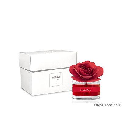 Profumatore d'ambiente Rosa - PETALI DI ROSA 50 ml