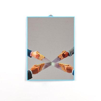 Specchio Medio Toiletpaper - Saws