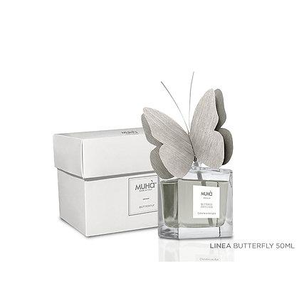 Profumatore d'ambiente Butterfly - COTONE E VANIGLIA 50 ml