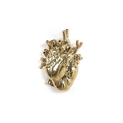 Love in Bloom Vaso Gold