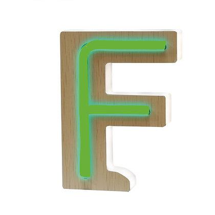 Lettere NEON - F