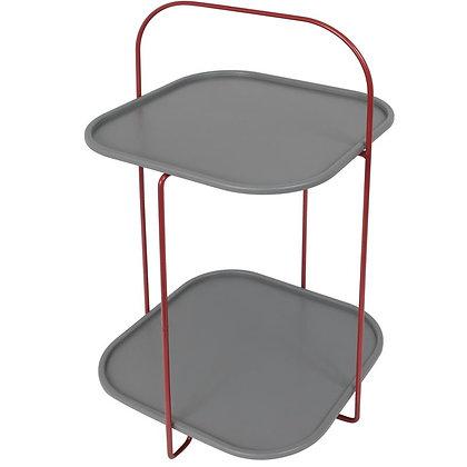 Tavolino Chiudibile con due ripiani