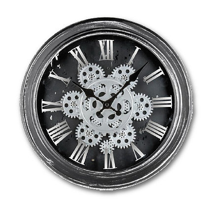 Orologio da parete con Ingranaggi rotanti - Piccolo