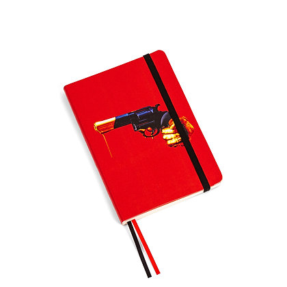 Toiletpaper Notebook Medium Revolver