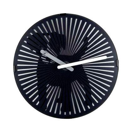Orologio da parete con movimento - Cane