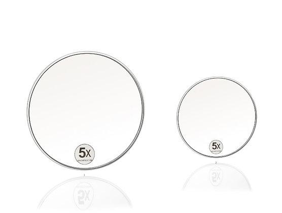 Specchio con Ventose X5