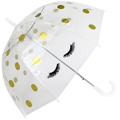 Ombrello PVC Trasparente