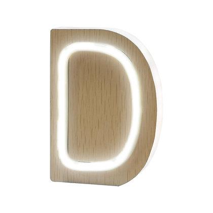 Lettere NEON - D