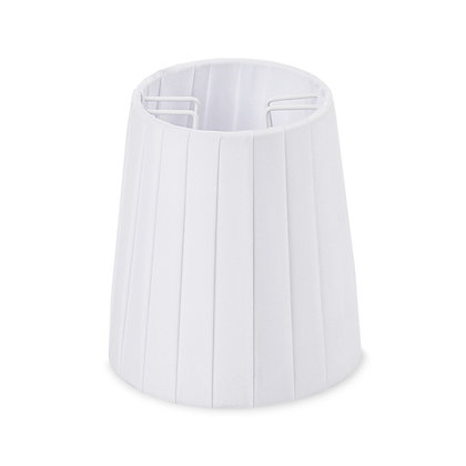 Monkey Lamp Lampshade White
