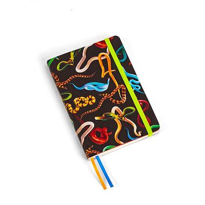 Toiletpaper Notebook Medium Snakes