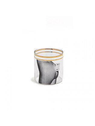 Bicchiere Acqua Toiletpaper - Two of Spades