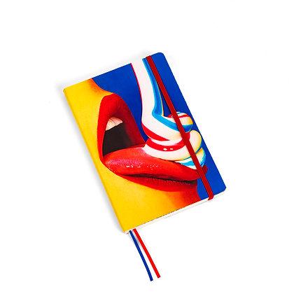 Toiletpaper Notebook Big Toothpaste