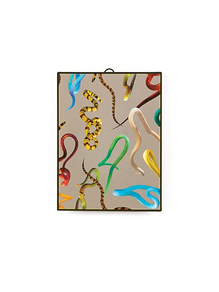 Specchio Medio Toiletpaper - Snakes