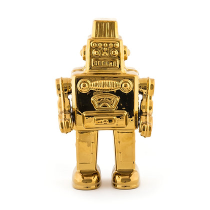 Memorabilia My Robot Gold