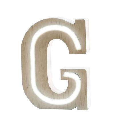Lettere NEON - G