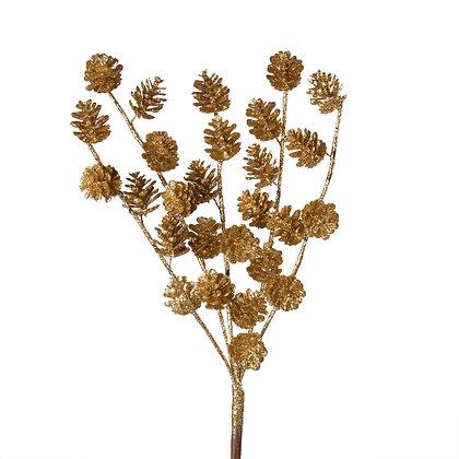Riflessi Dorati - Decorazioni floreali