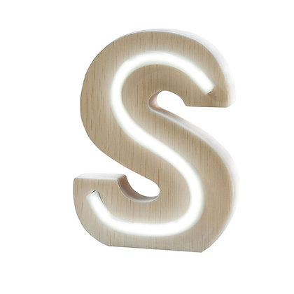 Lettere NEON - S