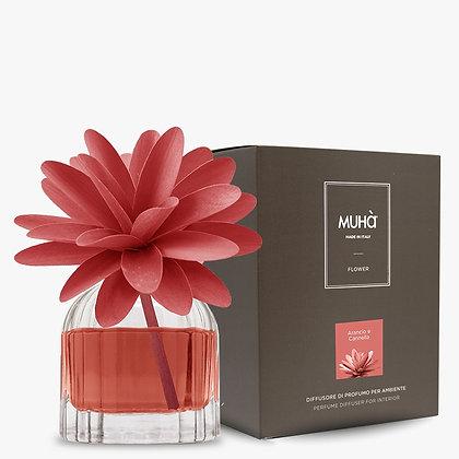 Profumatore d'ambiente Flower - ARANCIO E CANNELLA 60 ml