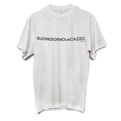 T-shirt BUONGIORNO UN CAZZO