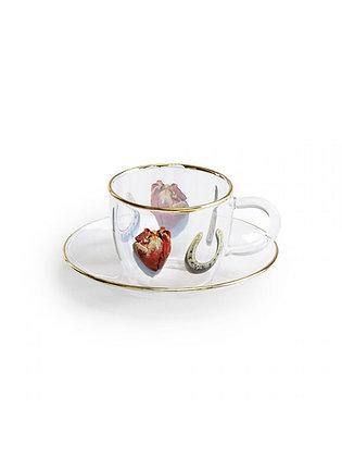 Tazzina caffè Toiletpaper - I love U