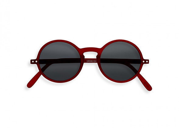 Occhiali da sole #G Red Crystal