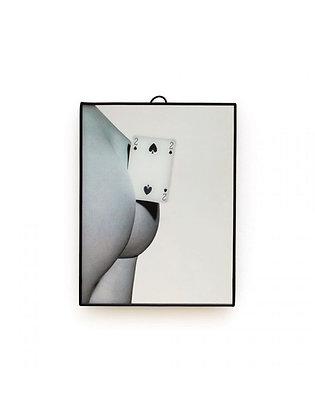 Specchio Piccolo Toiletpaper - Two of Spades