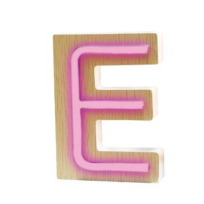 Lettere NEON - E