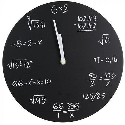 Orologio Equazioni