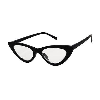 Occhiali da lettura Gatto - Nero