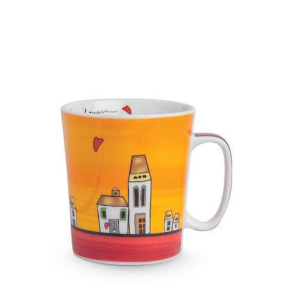 Mug Le Casette Arancione