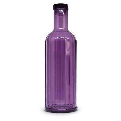 Bottiglia colorata in acrilico