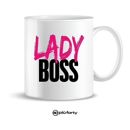 Tazza LADY BOSS