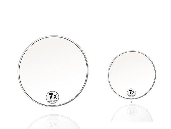 Specchio con Ventose X7