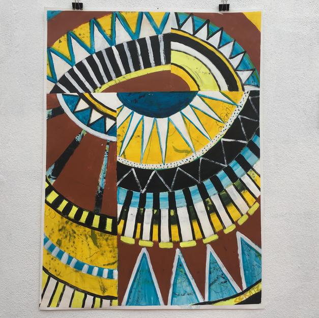 Eye of God #3011