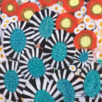 #3014 Zebra Bouquet